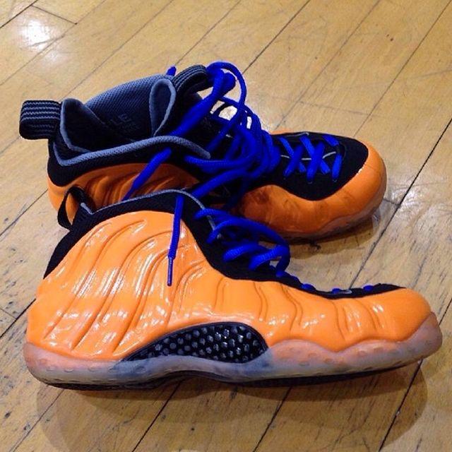 Nike Air Foamposite One Ny Knicks