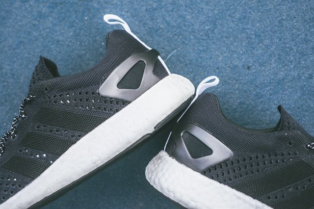 Adidas Primeknit Pureboost Black 4