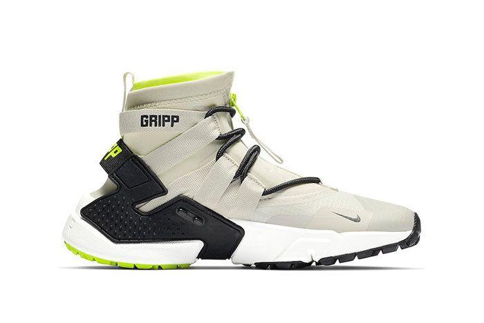Nike Huarache Gripp Orewood Brown Sneaker Freaker6