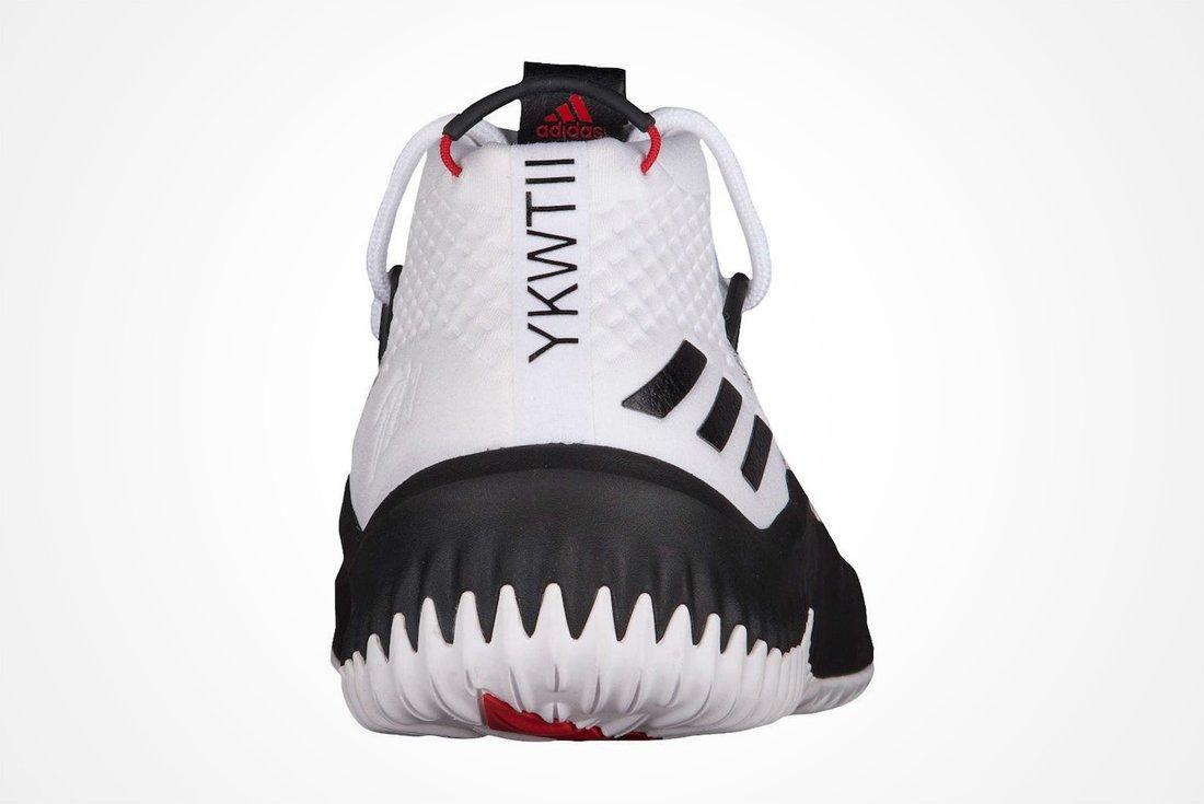 Adidas Dame 4 3