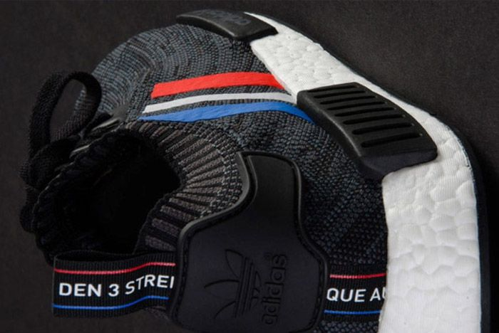 Adidas Nmd Tri Colour Black 6