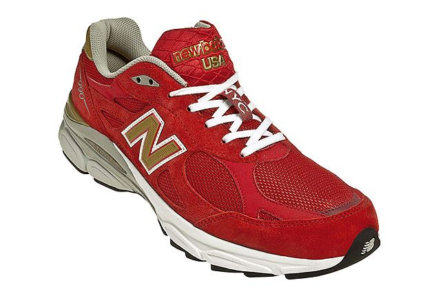Nb Nyc 990 Red Profile Quarter 1