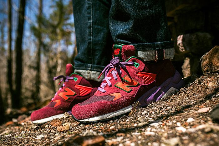 Packer X New Balance 580 7