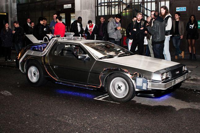 Nike Mcfly London Event Car 4 1