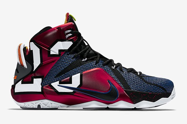 Nike Lebron 12 What The5