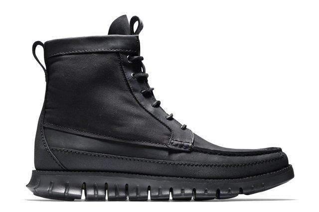 Cole Haan Zero Grand Tall Boot Black 1