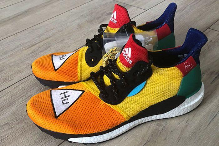 Adidas Pharrell Williams Hu Solar Glide 1