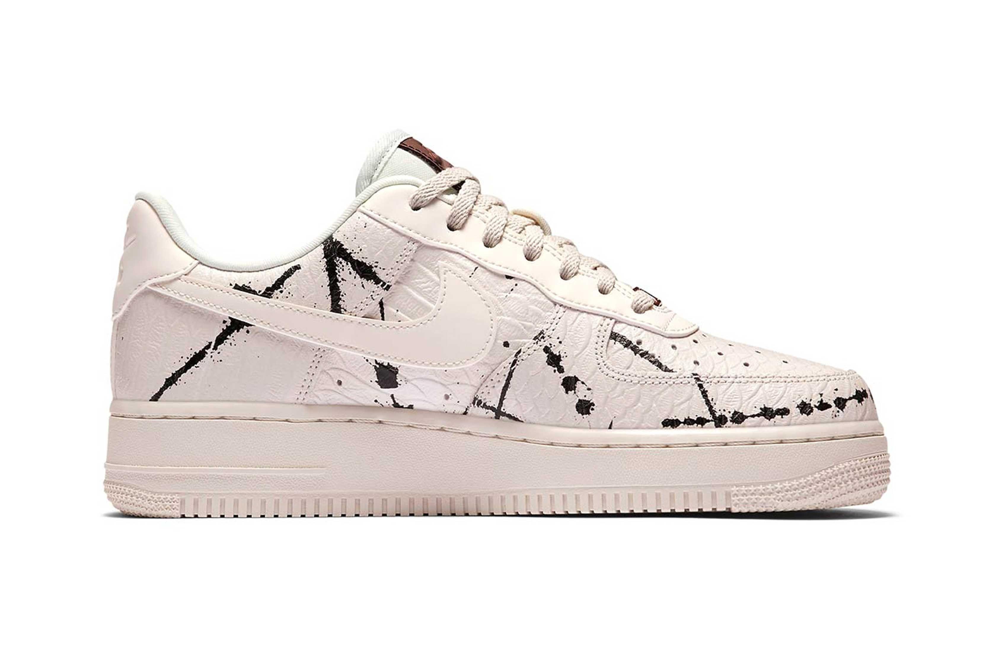 Nike Air Force 1 Low Phantom Snakeskin Release 3 Sneaker Freaker