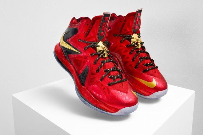 Nike Lebron X Elite Backtoback Pack Red Hero 1