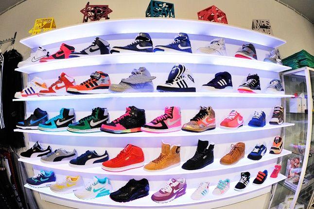 Belles Sneakers 1