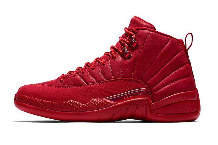 Air Jordan 12 Gym Red Official 2