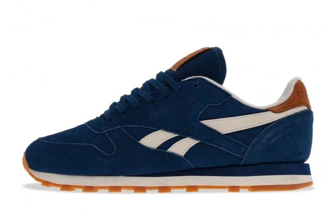 Reebok Classic Leather Navy 1