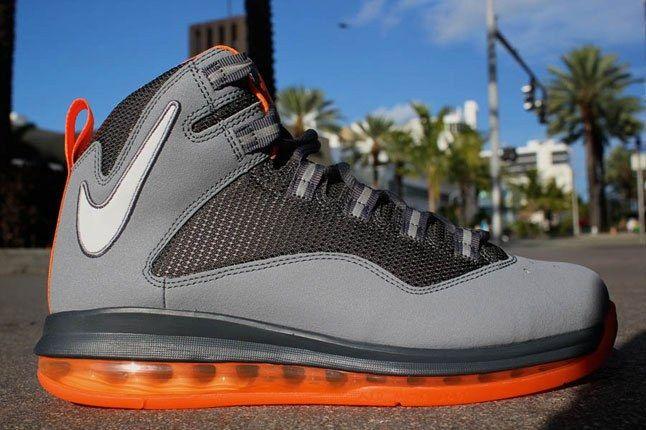 Nike Air Max Darwin 360 Stealth White Dark Grey Total Orange 01 1