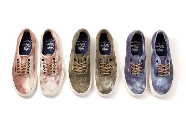 The Vans Dqm General Hbt Authentic Pack Straight