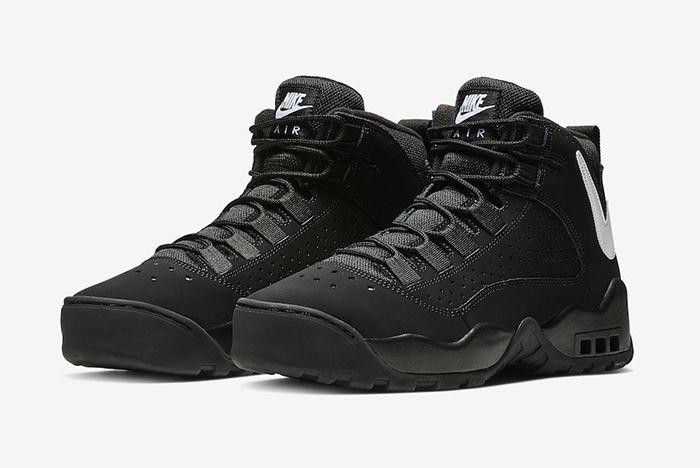 Nike Air Darwin Black White 2018 1