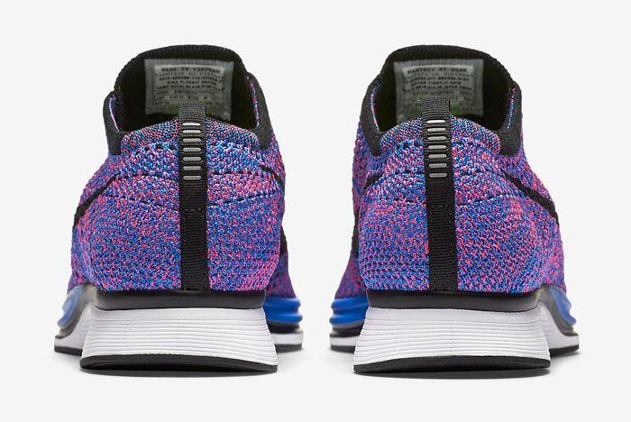 Nike Flyknit Racer Pink Flash 5