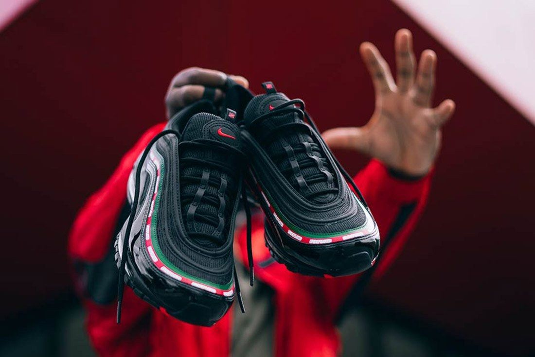 Undefeated Nike Air Max 97 4