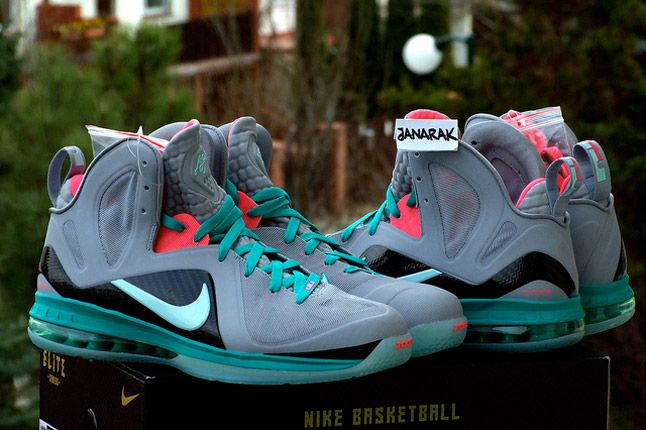 Nike Lebron 9 Elite South Beach 10 1