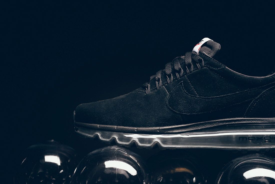 Nike Ld Zero Suede Navy Black 6