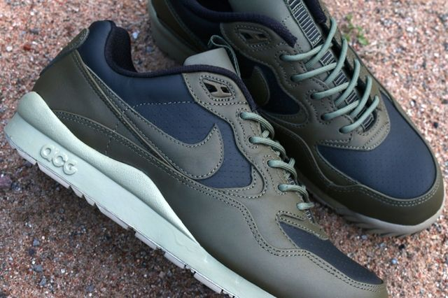 Nike Air Wildwood Acg Le Prm Deep Green 2
