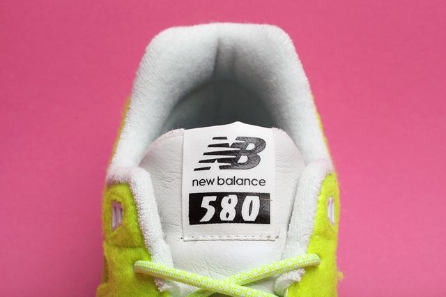 Mita Sneakers New Balance 580 Battle Of The Surfaces Bump 7