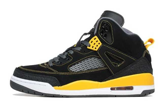 Air Jordan Spizike Side Profile Inside 1