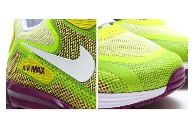 Nike Air Max 90 Lunar Bright Grape Venom Green 4