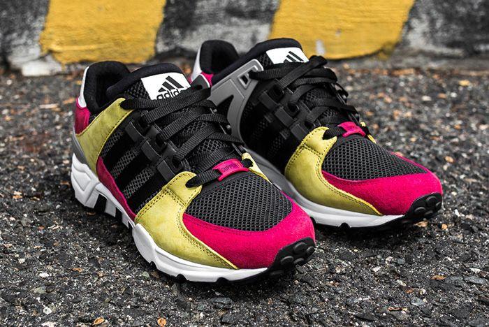 Adidas Eqt Support 93 Lush Pink 11