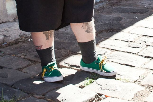 Six Kicks With Action Bronson 3 Beaters 1