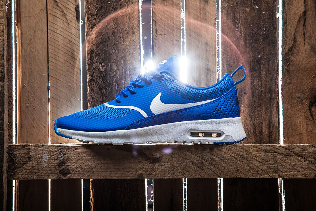 Nike Air Thea Wmns Blue Spark2
