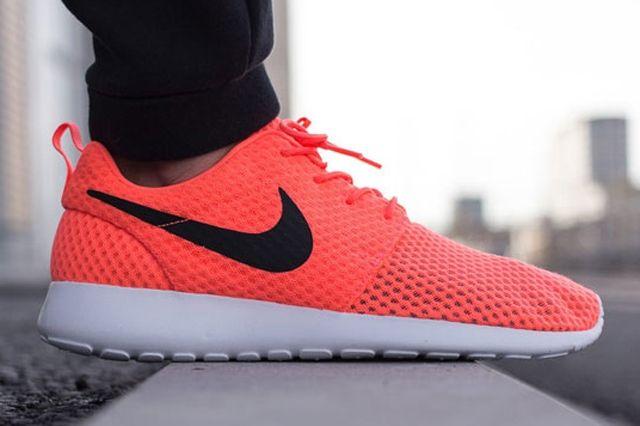 Nike Roshe Run Breeze Hot Lava 4