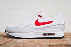 Nike Air Max 1 Leather Og White Uni Red Thumb1