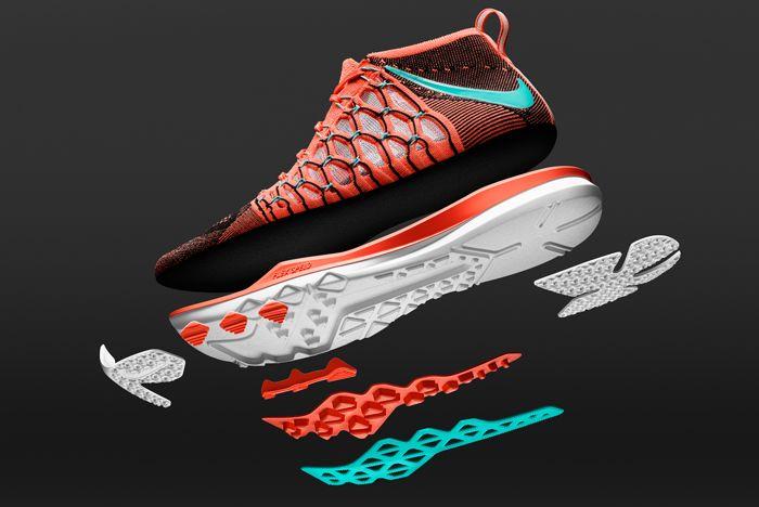 Nike Train Ultrafast Flyknit5 Detail