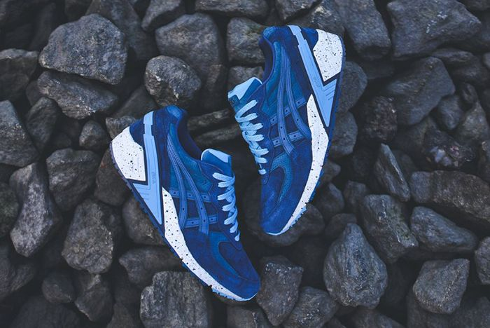 Ronnie Fieg Asics Gel Sight Atlantic