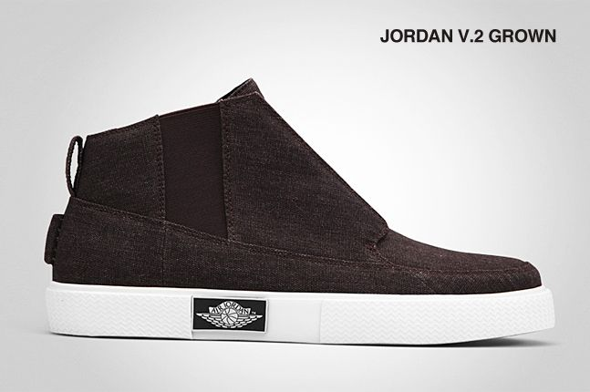 Jordan V 2 Grown 2