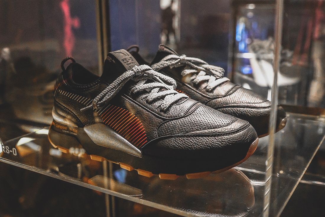 Puma Unveils Rs O In Berlin 9