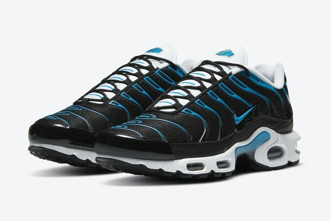 Nike Air Max Plus 'Laser Blue'