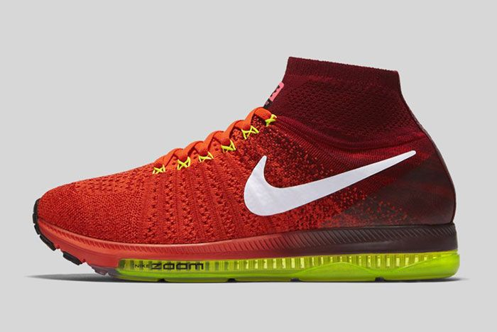 Nike Air Zoom All Out Flyknit Pack 4