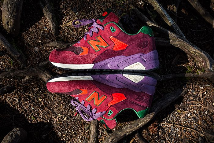 Packer X New Balance 580 5