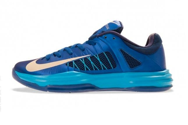 Nike Hyperdunk Low 2013 Profile 1