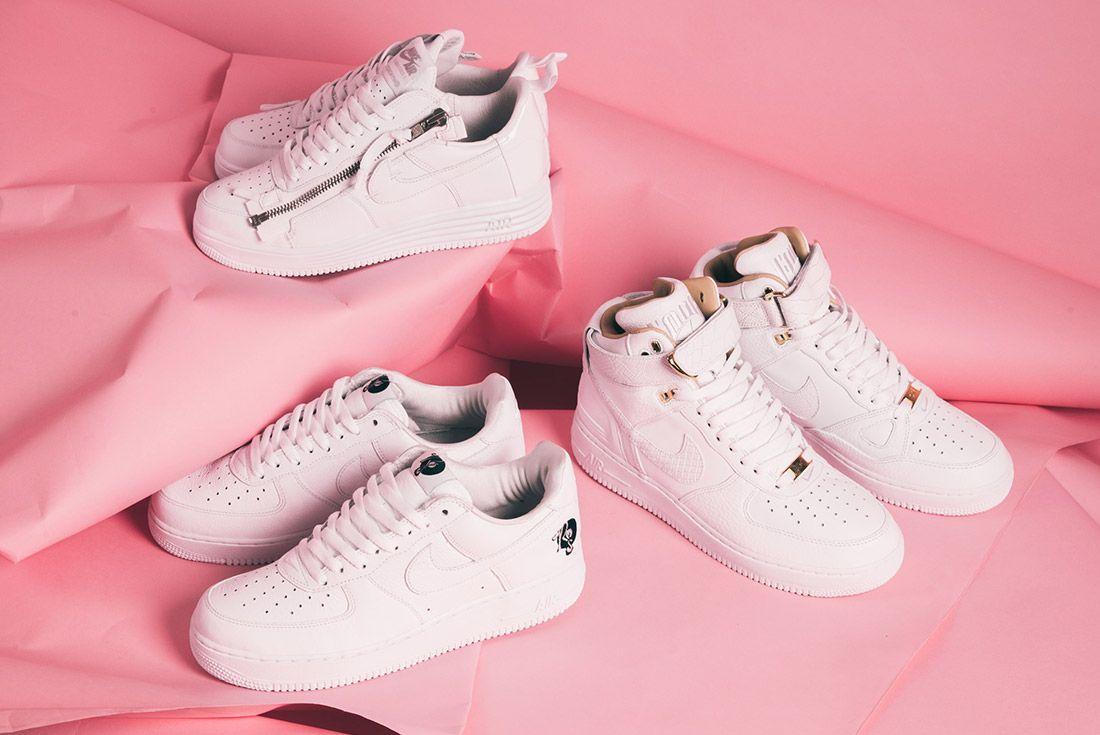 Nike Air Force 1 Af100 Collection Closer Look Sneaker Freaker 8