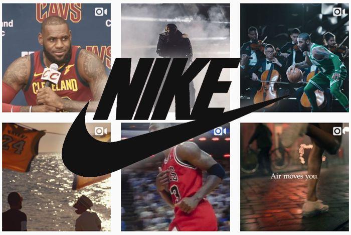 Nike Adidas Instagram