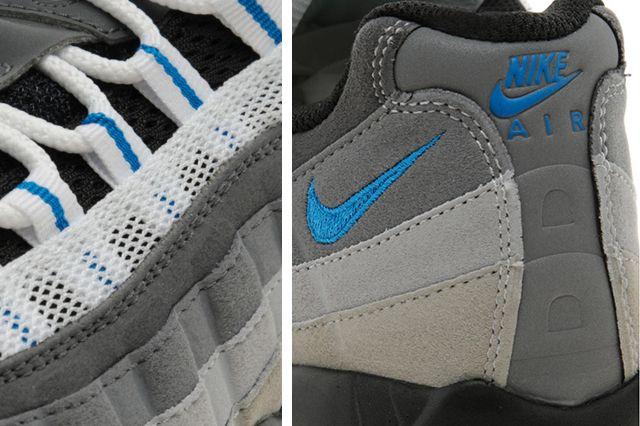 Nike Air Max 95 Jd Sports Exclusive Military Blue 3