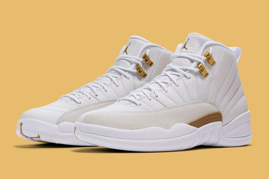 Ovo X Air Jordan 12 Stingray 6