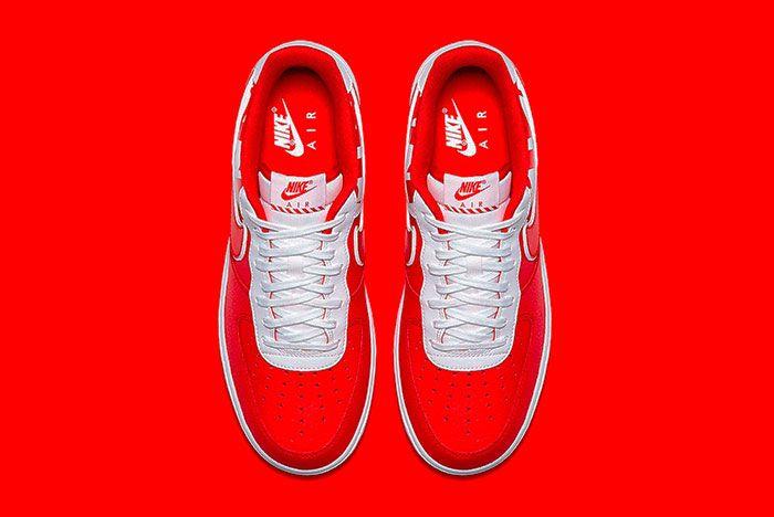 Nike Air Force 1 Force Logo 8