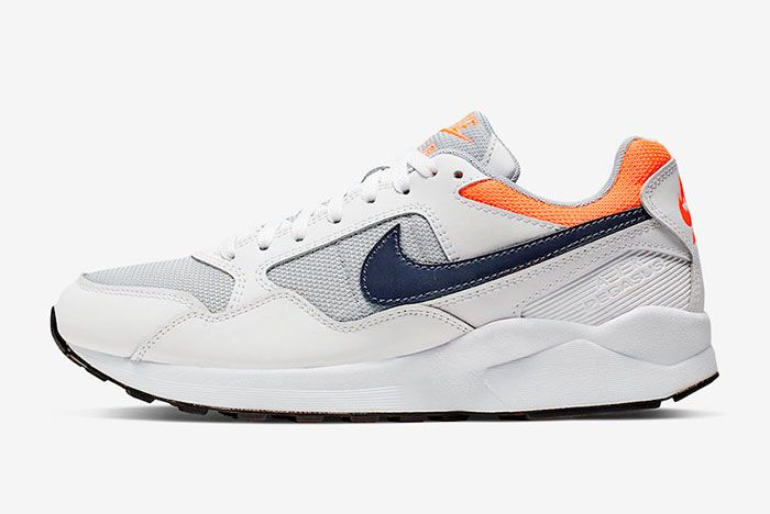 Nike Air Pegasus 92 Lite Total Orange Ci9138 101 Lateral