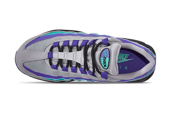 Nike's Air Max 95 Dons a Familiar 'Aqua' Colourway - Sneaker Freaker