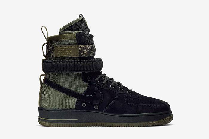 Nike Sf Af1 High 864024 004 3 Sneaker Freaker