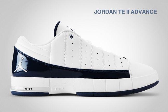 Jordan Te Ii Advance Navy 1