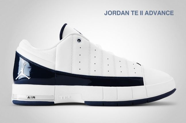 Jordan Te Ii Advance Navy 1